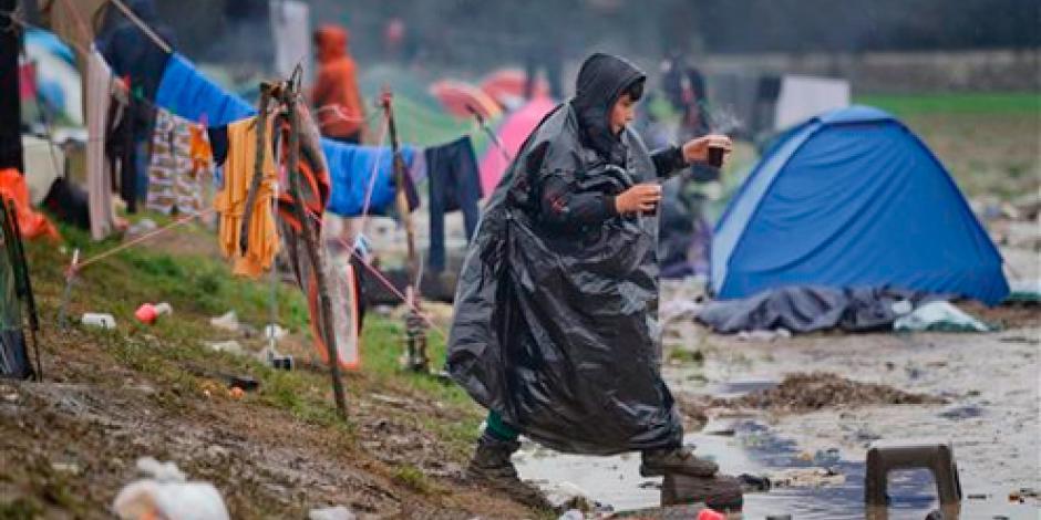 España rechaza regreso de refugiados a Turquía