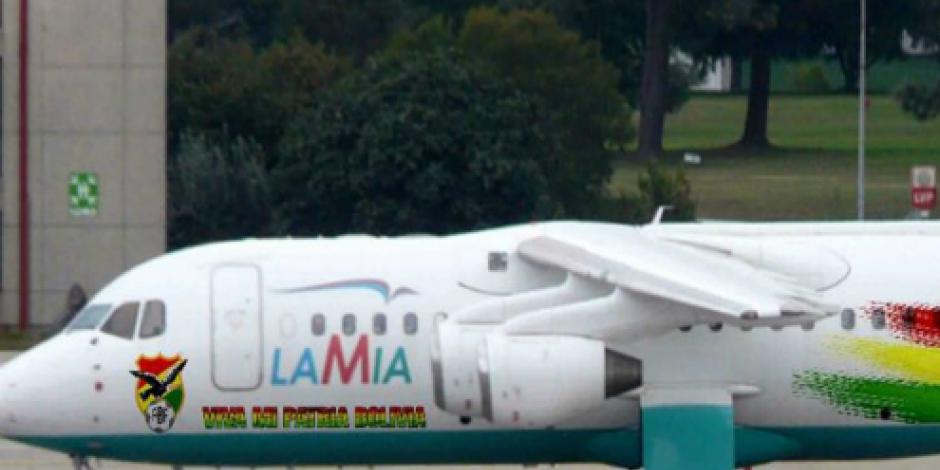 Bolivia investiga a LaMia tras accidente del Chapecoense