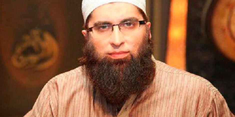 Muere famoso cantante tras accidente de avión en Pakistán