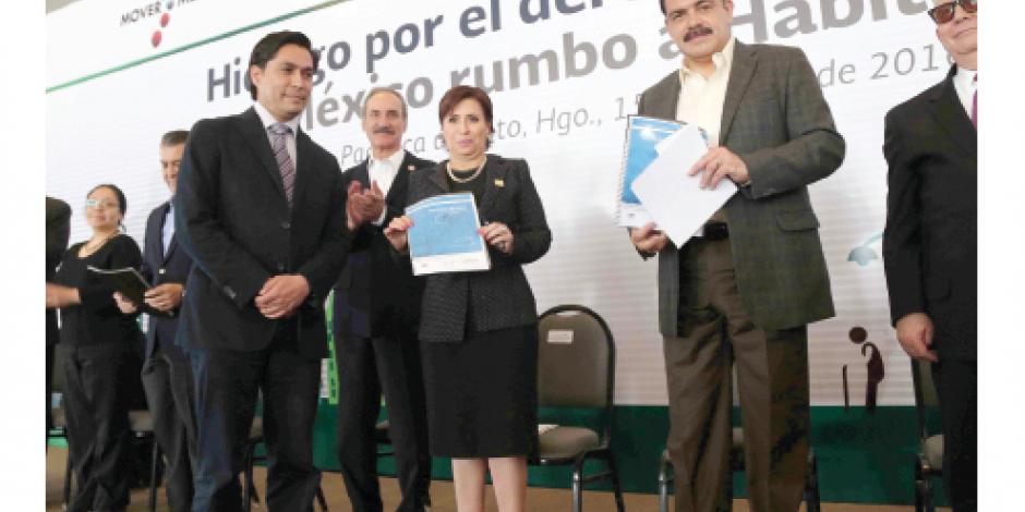 Hidalgo, agente de cambio en temas de hábitat