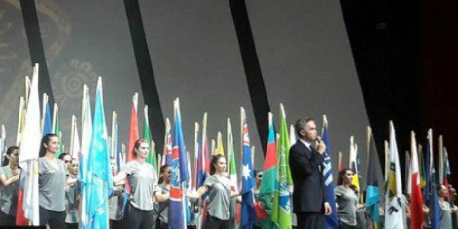 Mancera respalda candidatura de México para sede del Mundial