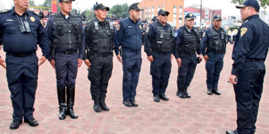 Dignificación policial debe ser un tema en la Constitución de CDMX, afirma Christian von