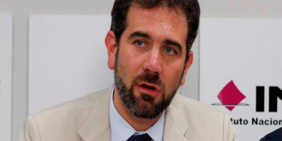 INE pide emitir voto informado para la Constituyente