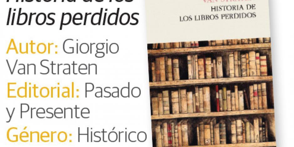 Amor, olvido, censura: las  obras perdidas de Hemingway, Byron, Lowry...