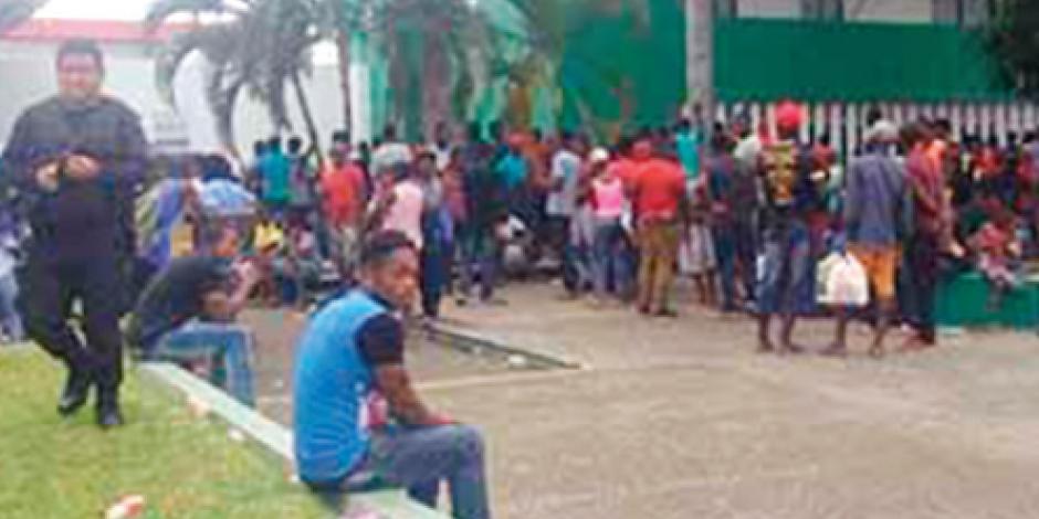 Alertan: llegan 400 ilegales al día