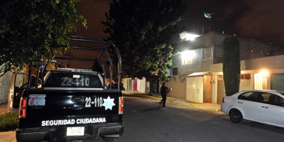Joven logra escapar de sus secuestradores en Ecatepec