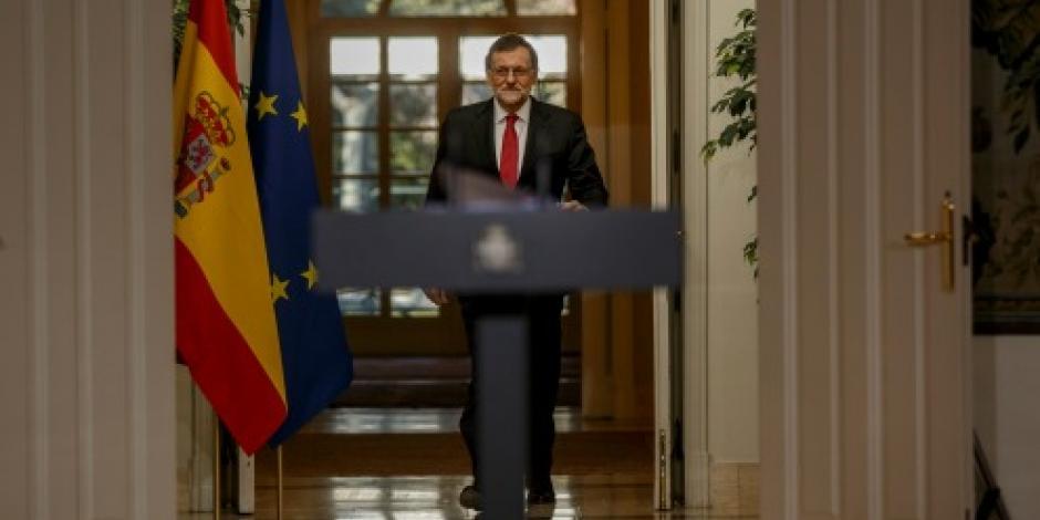 Rechaza Rajoy aval a referéndum de independencia en Cataluña