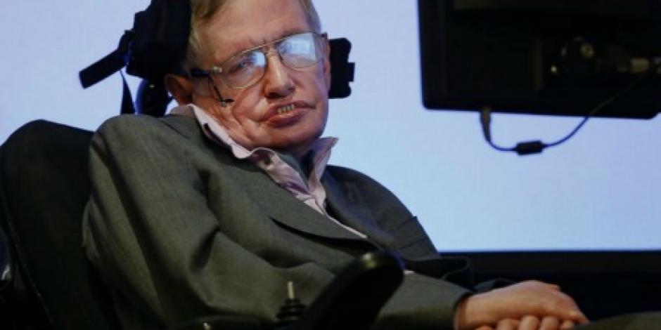 Donald Trump es un demagogo, afirma Stephen Hawking