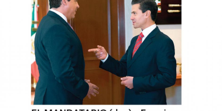 EPN respalda acciones por bienestar de Tamaulipas