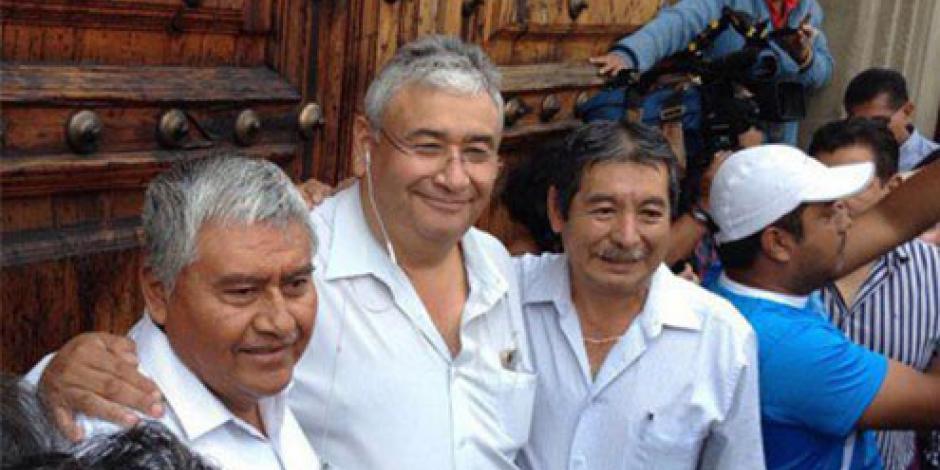 Amaga CNTE con no levantar plantón en la CDMX