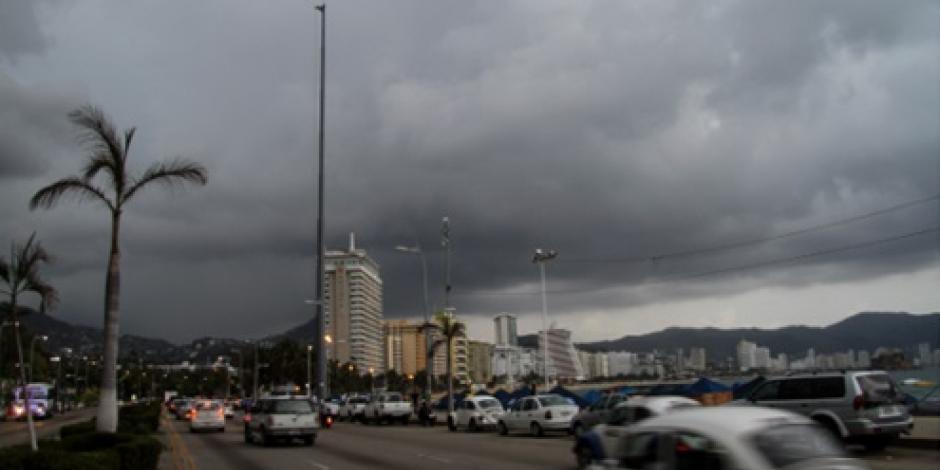 Se esperan tormentas en el norte del país