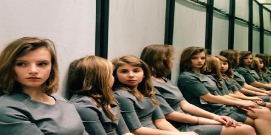 ¿Cuántas niñas hay en la imagen? la nueva fotografía viral en Instagram