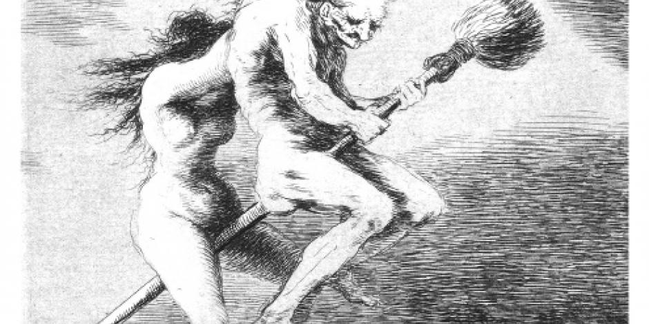 El libro de las brujas impacta con relatos de juicios reales