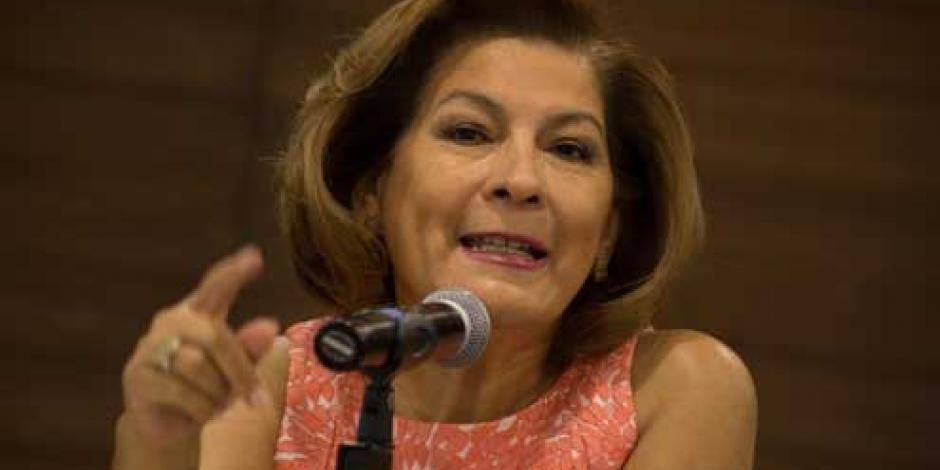 Miranda de Wallace presentará  informe sobre secuestro