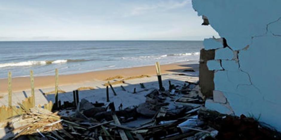 "Van 16 muertos en EU por huracán ""Matthew"""