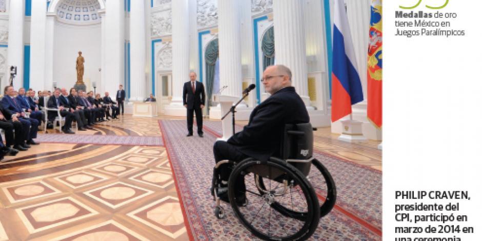 Falla el último recurso: Rusia está fuera de los Paralímpicos