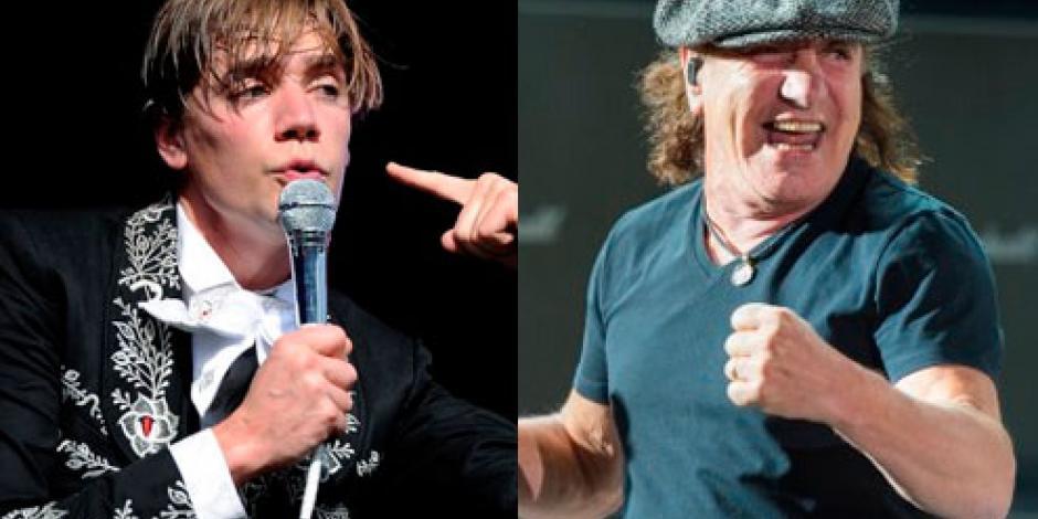 Líder The Hives pretende reemplazar a vocalista de AC/DC