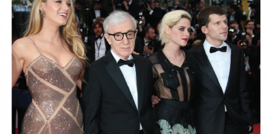"""""""Estoy tan ágil, veloz y alerta que es increíble"""": Woody Allen"""