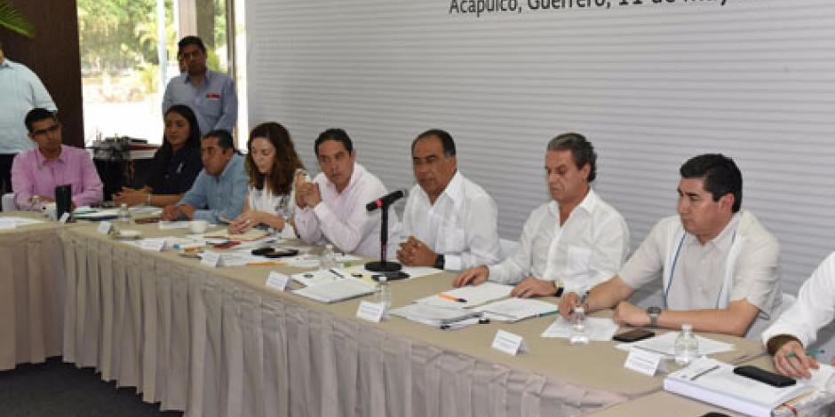Astudillo instala mesa ciudadana de prevención contra la delincuencia