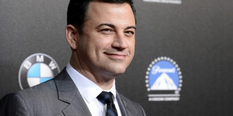 Jimmy Kimmel conducirá la entrega del Oscar en 2017