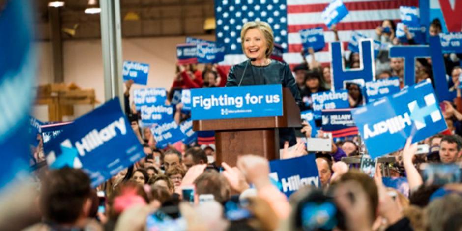 Hillary Clinton se impone en primarias demócratas
