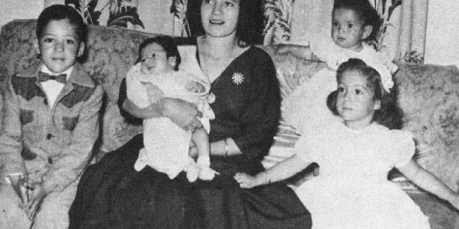 Fallece la mamá de Luis Donaldo Colosio