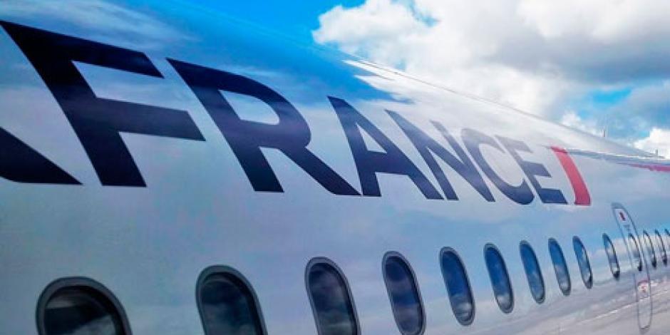 Air France cancela 13% de vuelos por semana de huelga