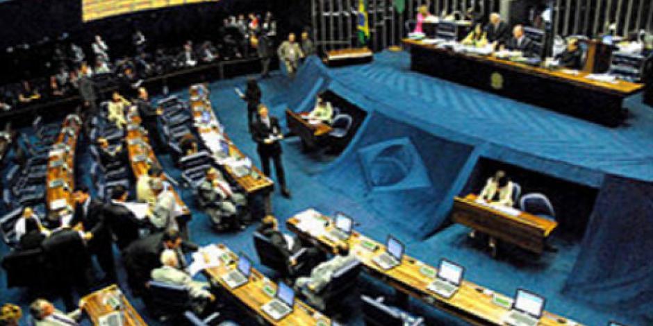 Se pronuncia mayoría de 41 senadores por salida de Dilma