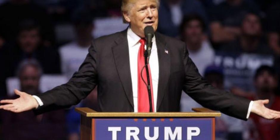 Valiente decisión de Ted Cruz, afirma Trump