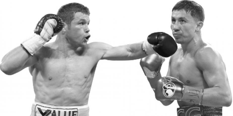 Se calienta el cuadrilátero con la pelea Álvarez ante Golovkin