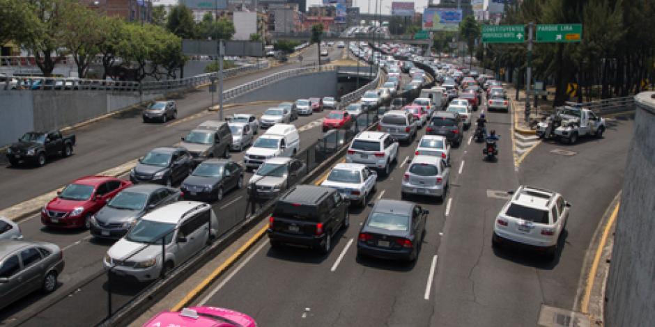 Operativos viales dejan 72 sancionados en la CDMX