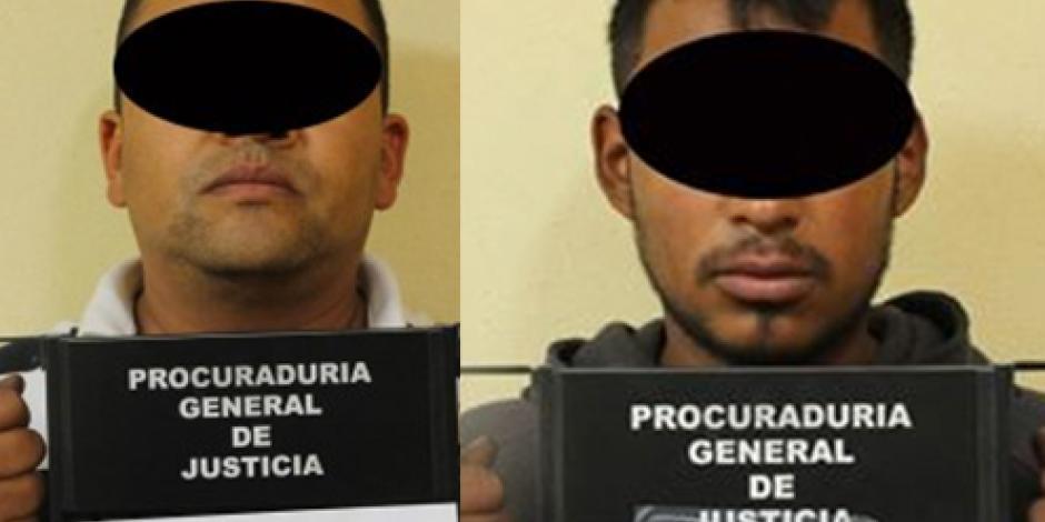 Rescatan a familia secuestrada en Hidalgo