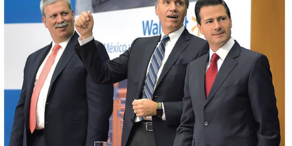 Walmart se salta a Trump y en México lanza inversión por 1,300 mdd