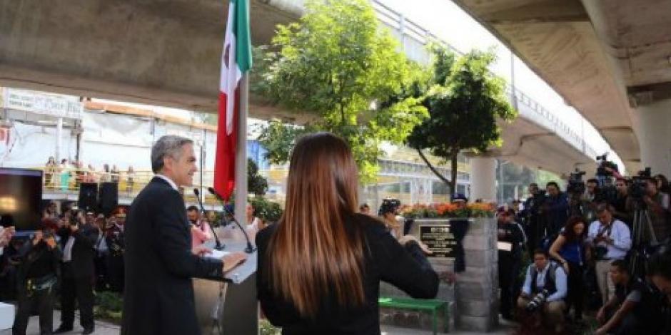 En un mes inicia CDMX regulación de escoltas, anuncia Mancera