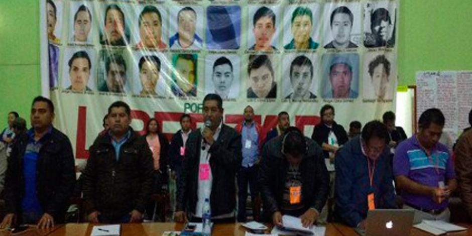 Sección 22 anuncia voto de castigo en próximas elecciones