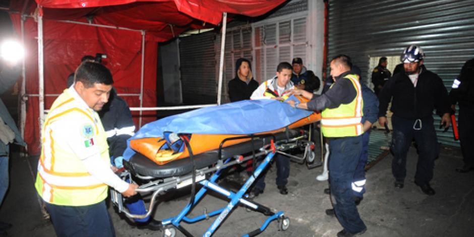 Hombre resulta herido al intentar escapar de policía en Tepito
