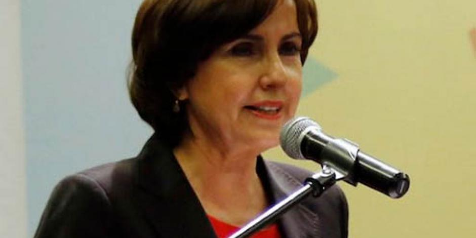 CNTE no llegará al Zócalo, advierte Patricia Mercado
