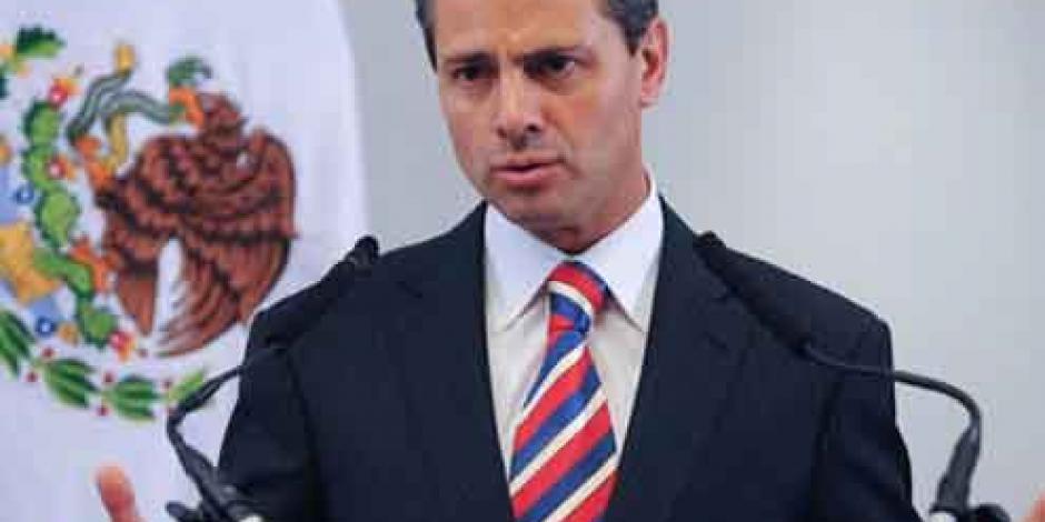 EPN confía en disposición de CNTE para dialogar