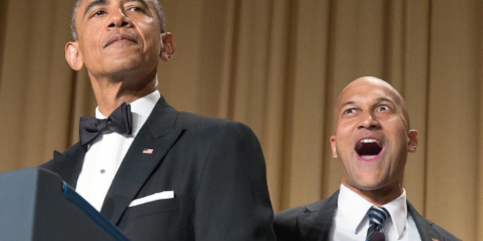 """La última noche de Obama como """"cómico en jefe"""""""