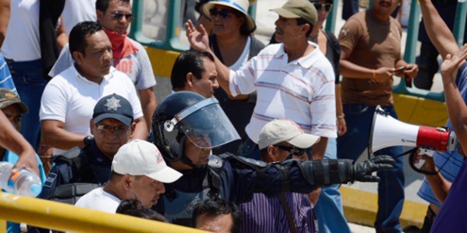 Procesan a 71 personas por bloqueo en Chilpancingo