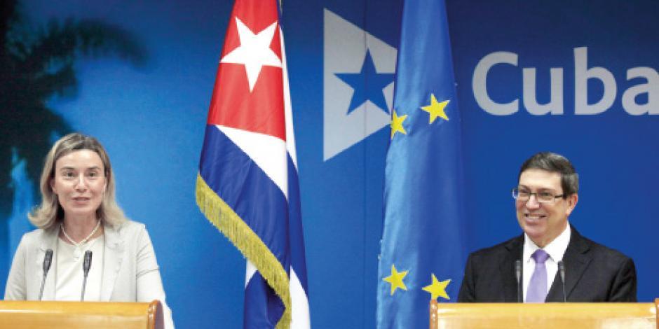 UE abre nueva era con Cuba y deroga la Posición Común