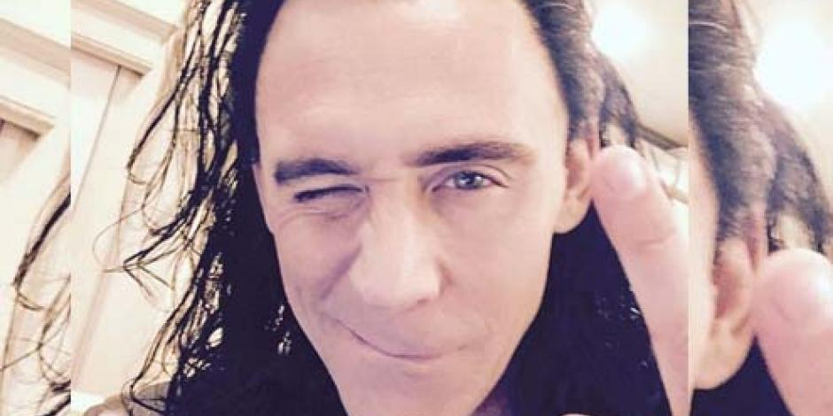 Tom Hiddleston abre su cuenta de Instagram