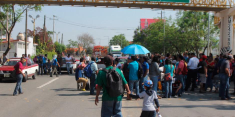 Notificarán despido a más de mil maestros en Oaxaca
