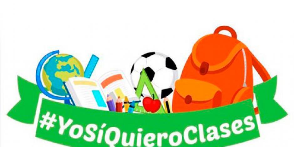 Extienden la campaña #YoSíQuieroClases en Oaxaca
