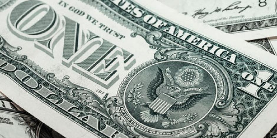 Dólar se vende hasta en 18.70 pesos en bancos de la CDMX