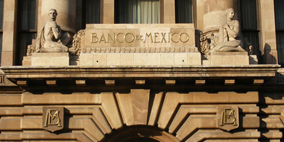 Banco de México mantiene en 3.25% tasa de referencia
