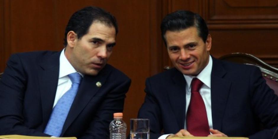 Nombrar a fiscales, retos del Senado en 2017, señala Escudero