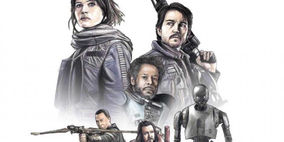 Rogue One, eslabón que une los episodios de Star Wars