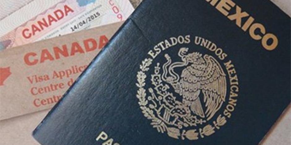 Visa canadiense todavía es necesaria para turistas mexicanos