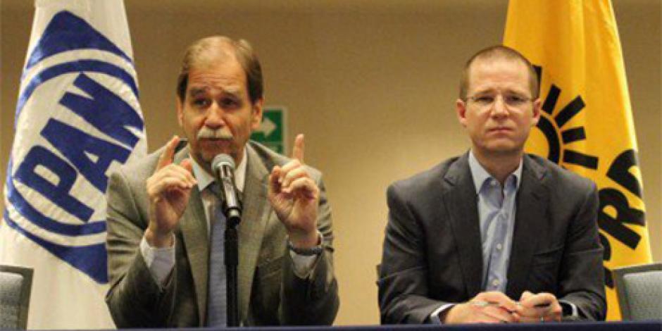 PAN y PRD solicitan seguridad para sus candidatos